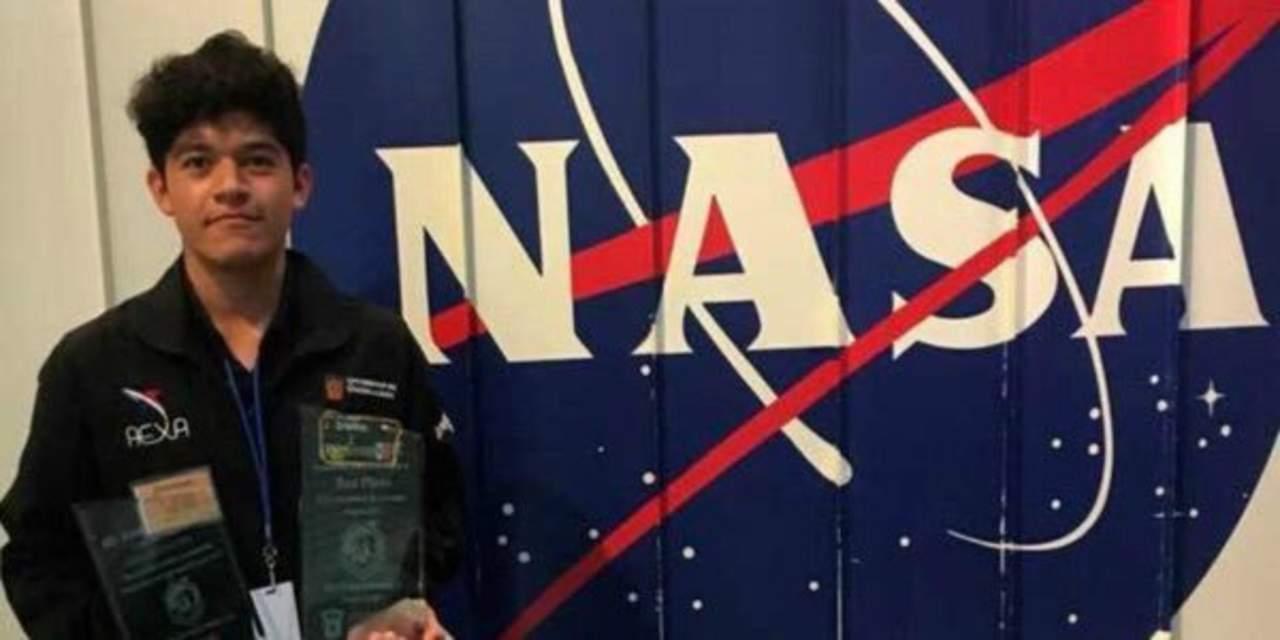 NASA selecciona a mexicano para programa internacional. Noticias en tiempo real