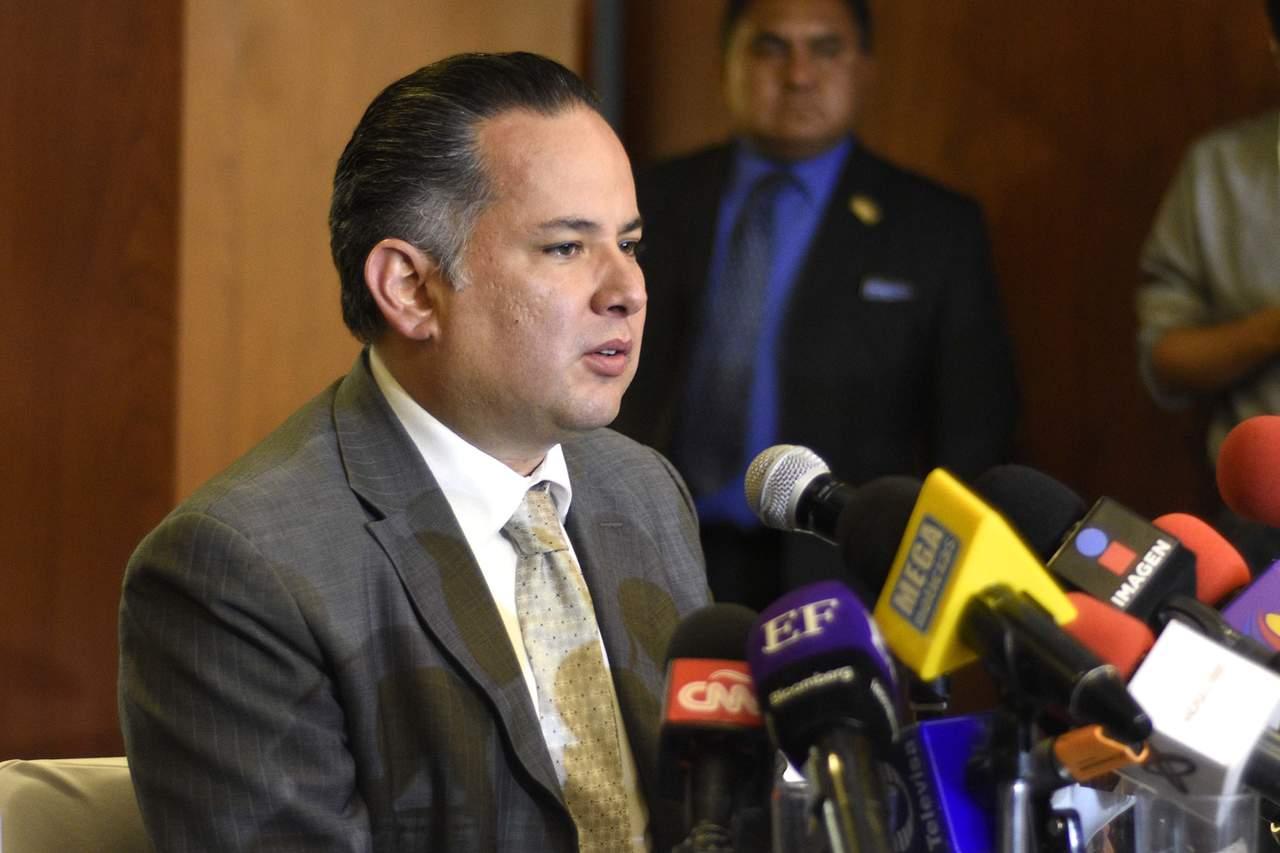Nombramiento de fiscal, clave en lucha anticorrupción, dice Santiago Nieto. Noticias en tiempo real