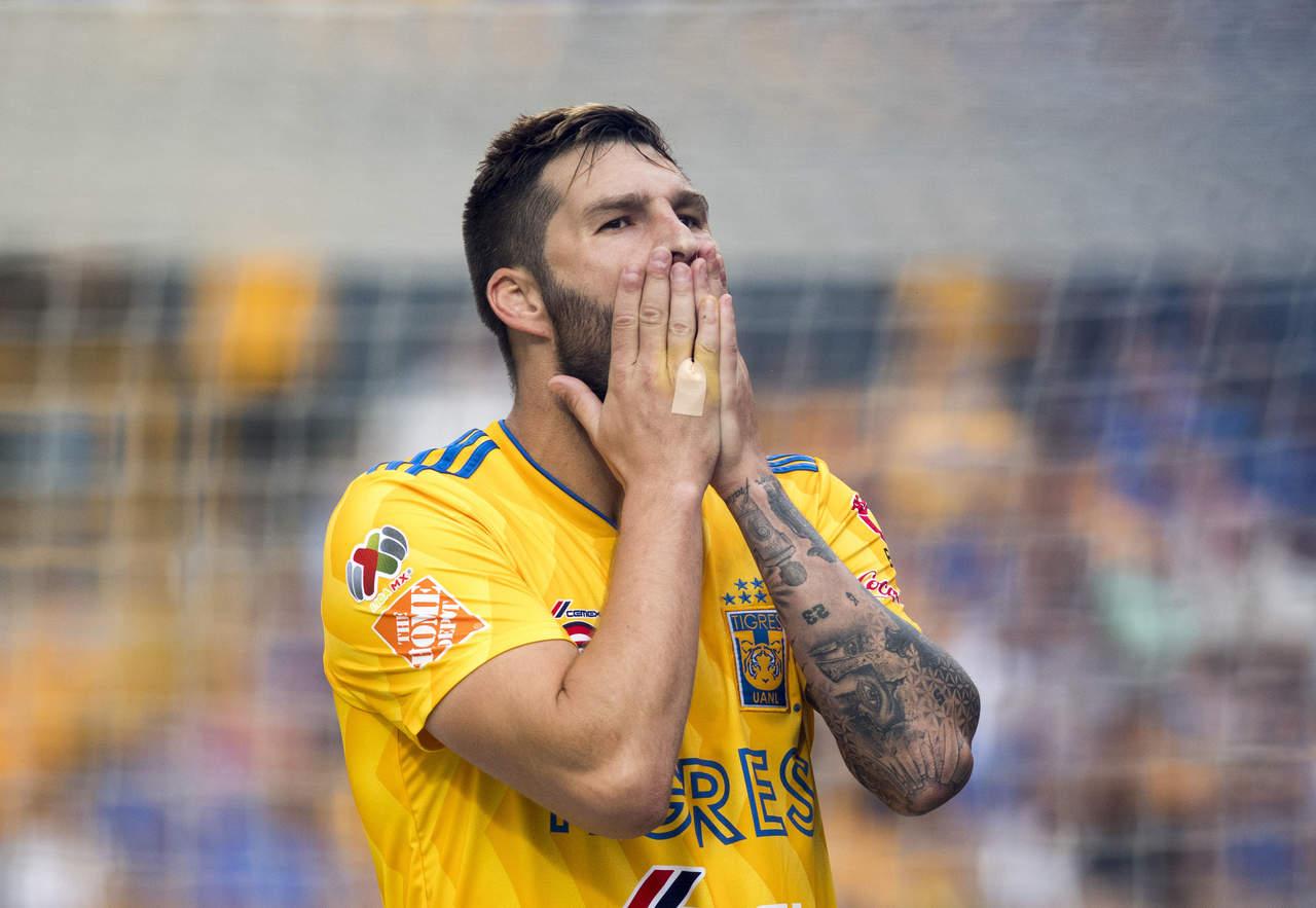 Señalan que Gignac habría extendido contrato con los Tigres. Noticias en tiempo real
