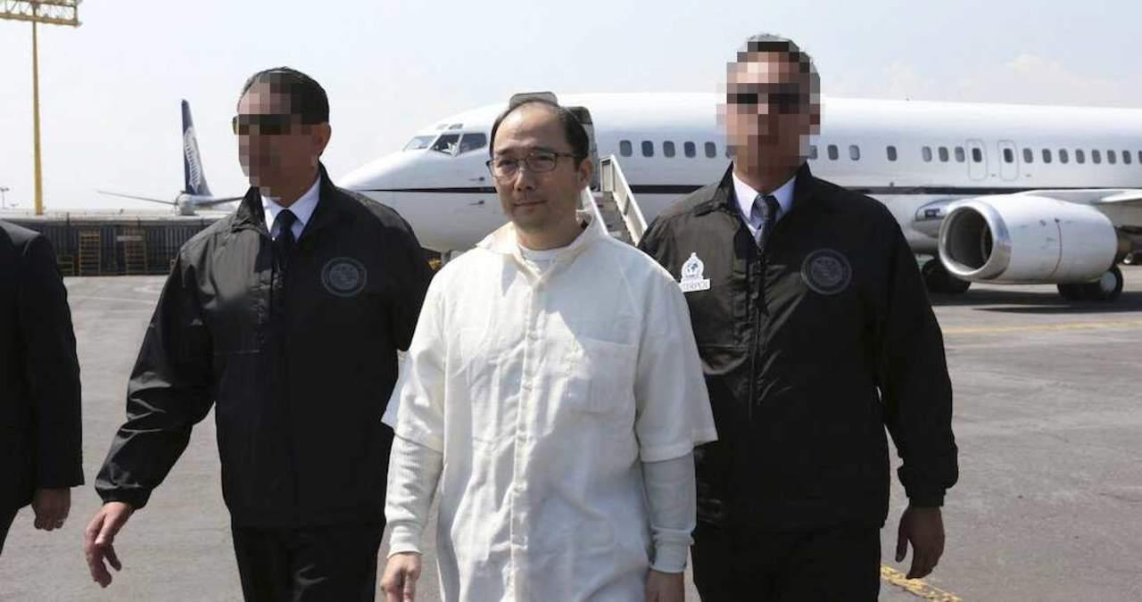 Cumplimenta PGR orden de aprehensión a Zhenli Ye Gon. Noticias en tiempo real