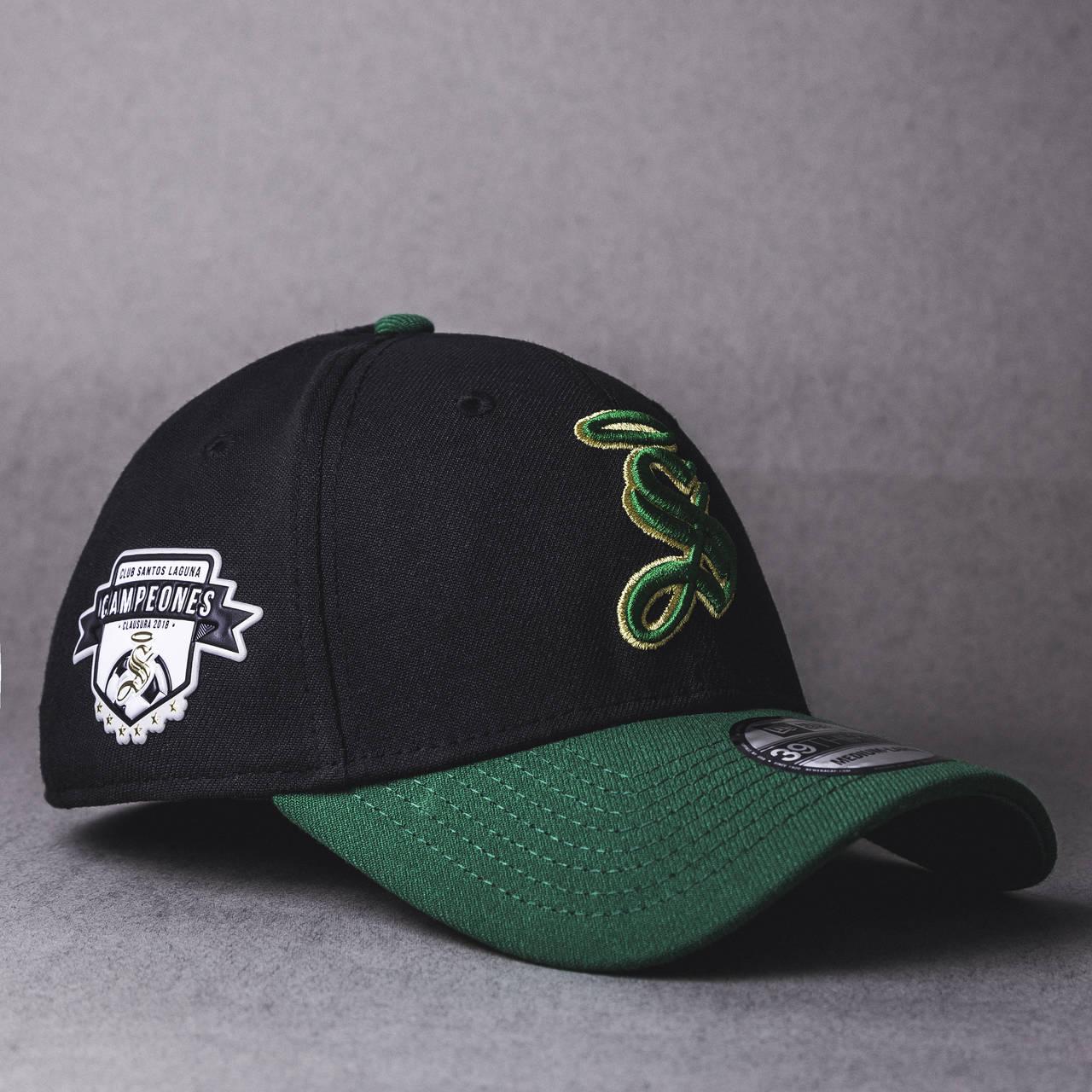 ca9ef53926722 Presentan nueva gorra del Santos campeón