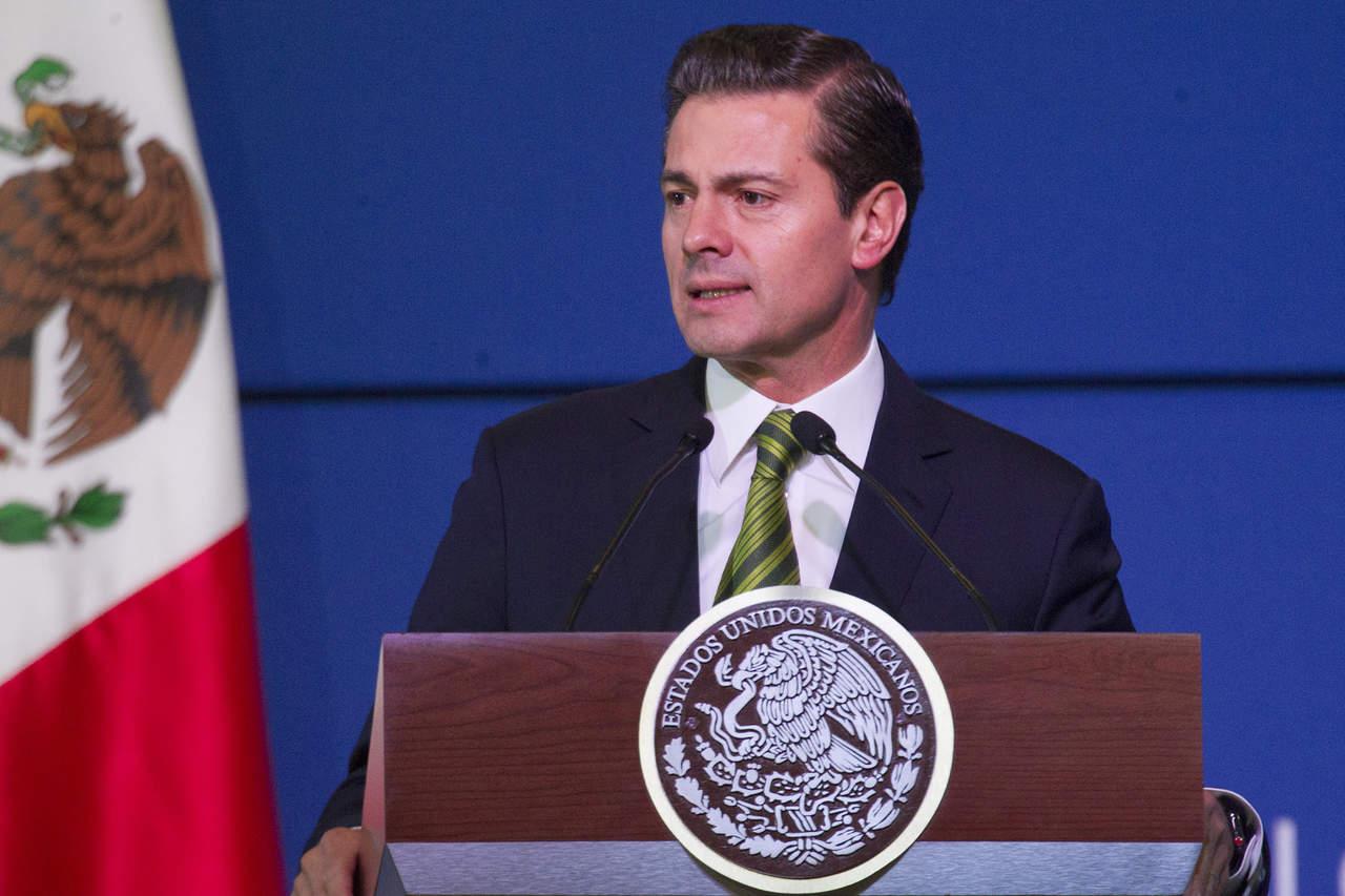 Arreglo con EU abre puerta a Canadá: Peña Nieto. Noticias en tiempo real