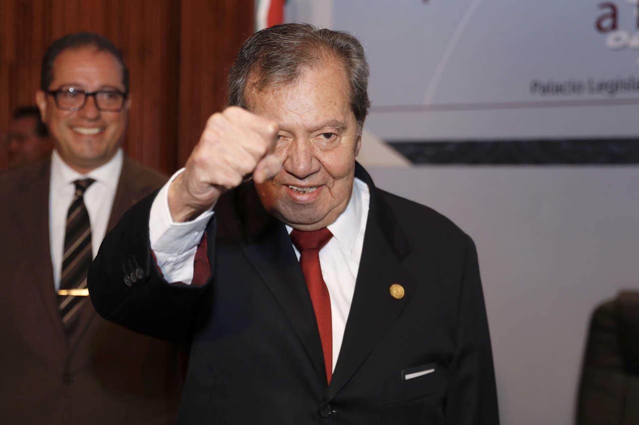 Resultado de imagen para DIPUTADO DE MORENA,, PORFIRIO MUÑOZ LEDO
