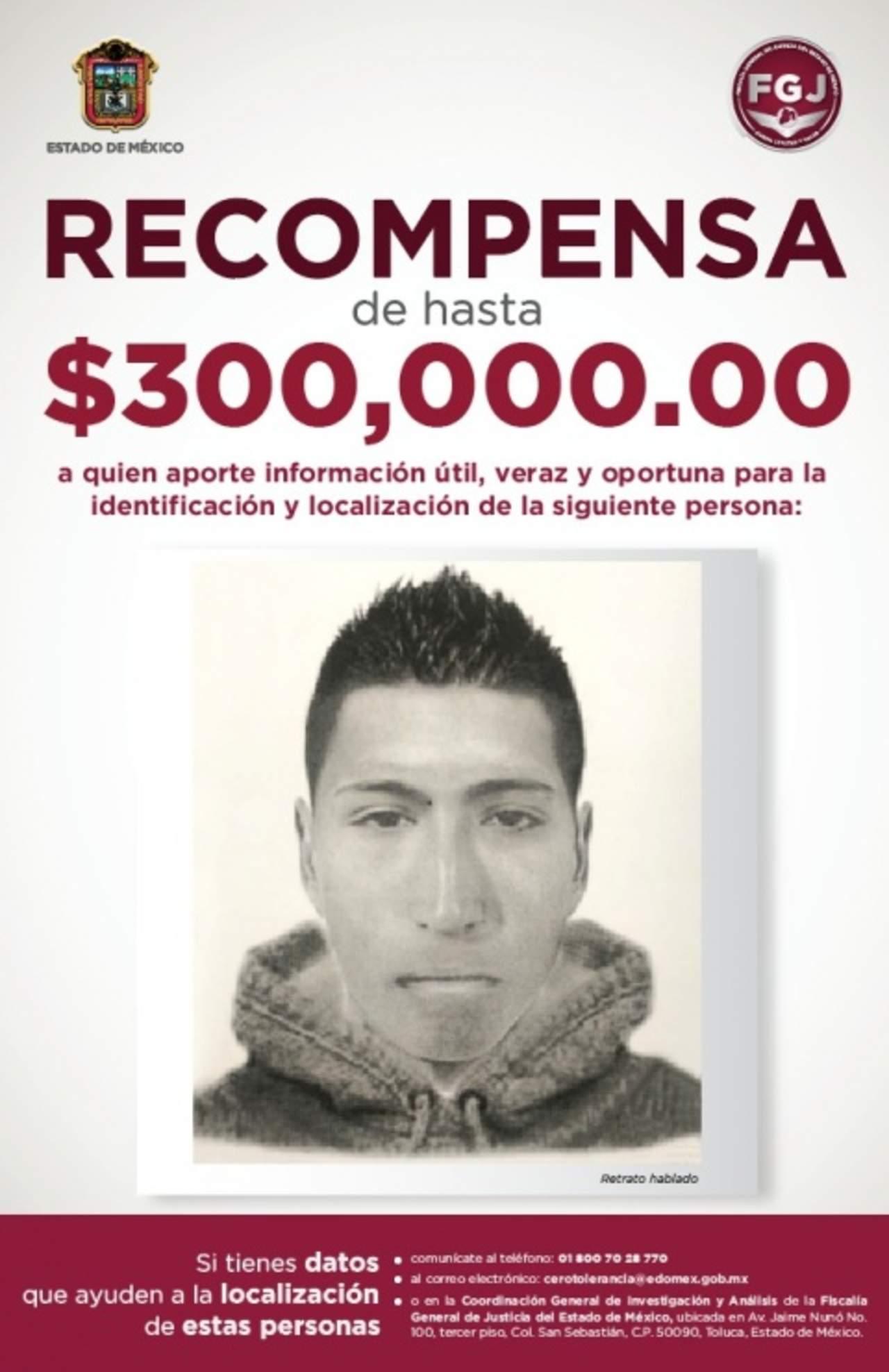 Ofrecen 300 mil pesos por información para detener a asesino. Noticias en tiempo real