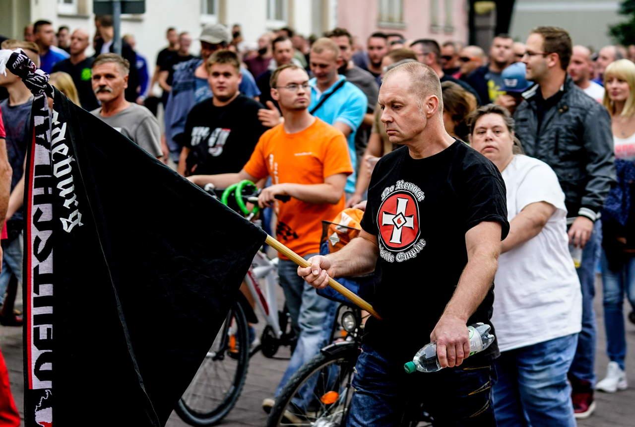Otra muerte en Alemania por pelea durante protestas ultraderechistas. Noticias en tiempo real