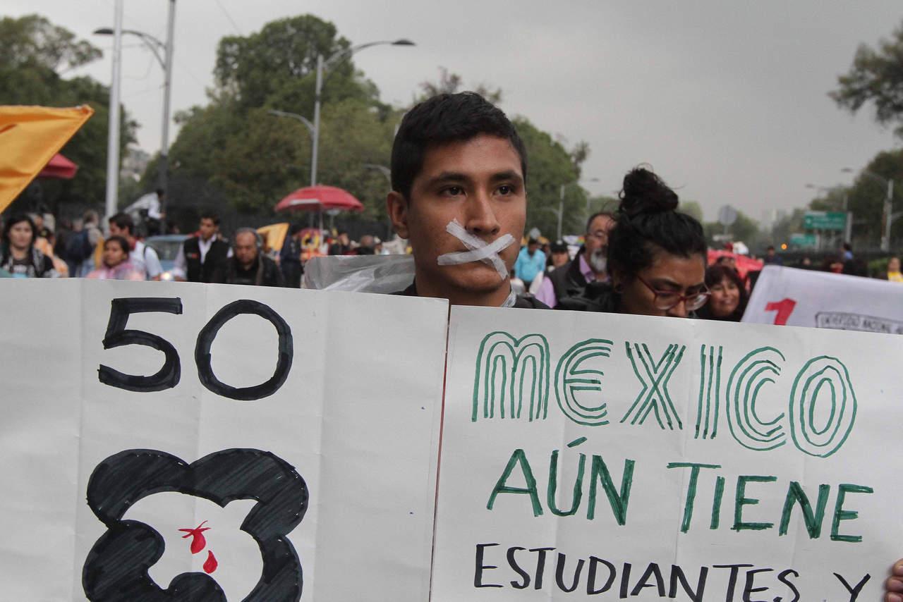 Asisten casi 23 mil personas a Marcha del Silencio: CDMX. Noticias en tiempo real