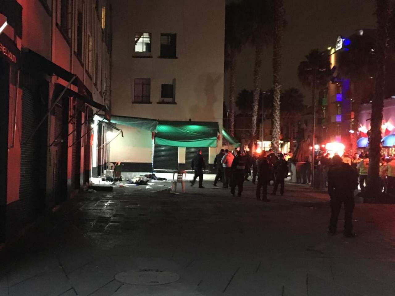 Suman cuatro muertos por balacera en Garibaldi. Noticias en tiempo real