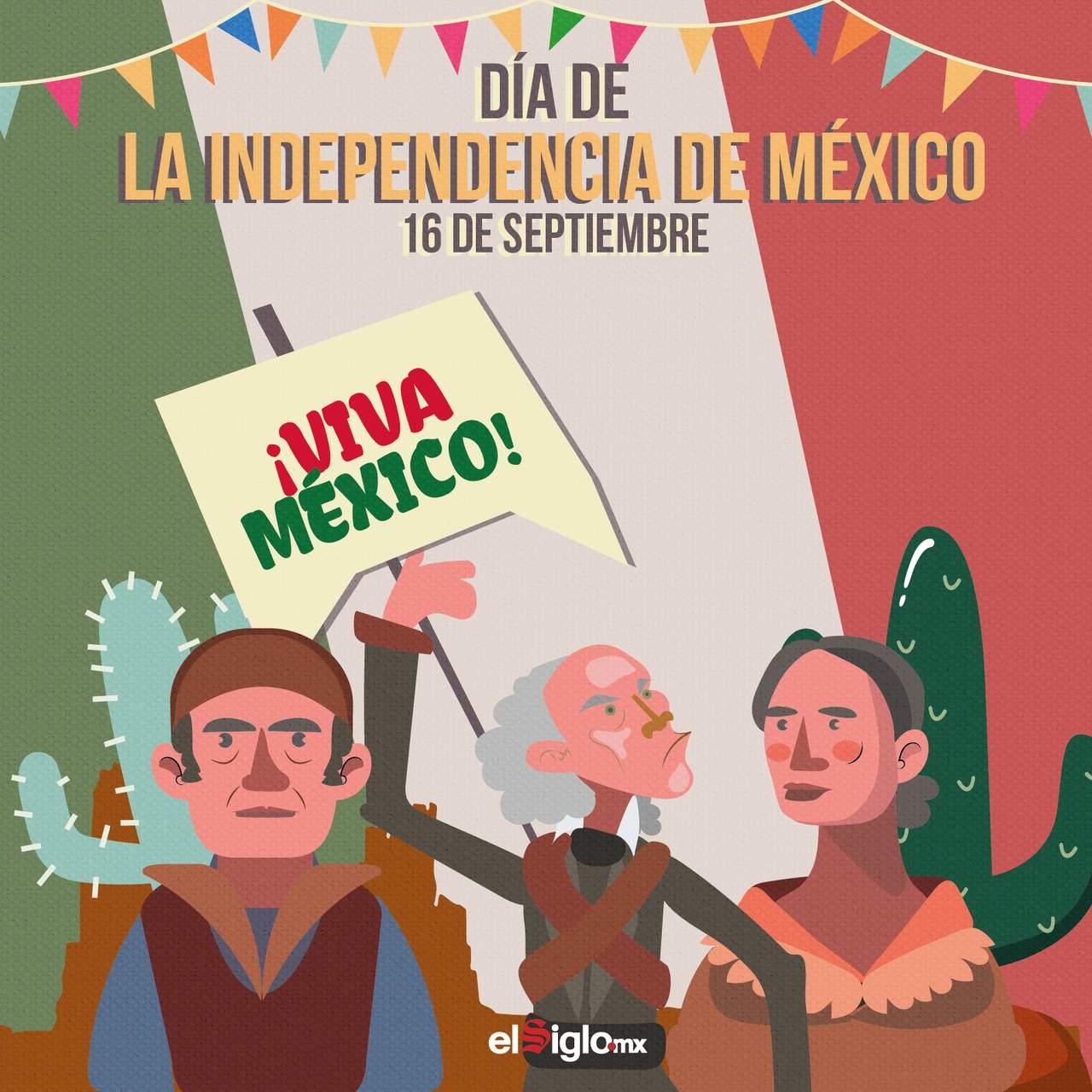 Resultado de imagen de imagenes de la independencia de mexico