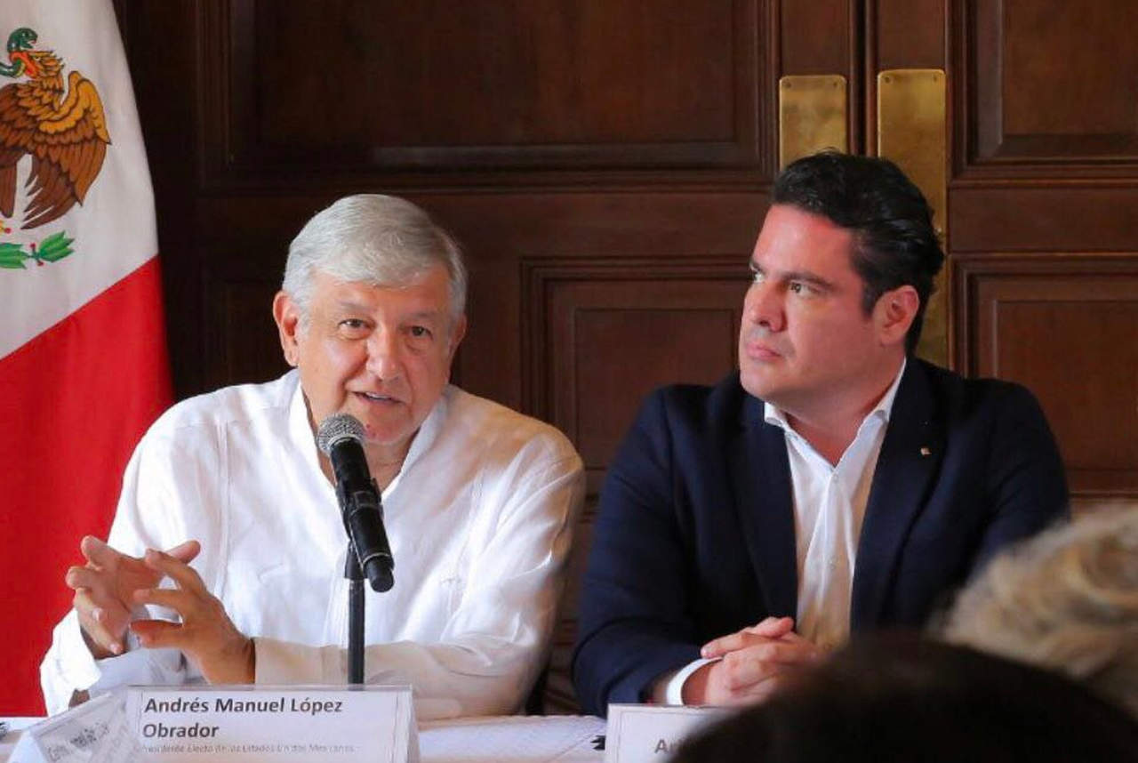 AMLO anuncia construcción de nueva línea del Tren Ligero. Noticias en tiempo real