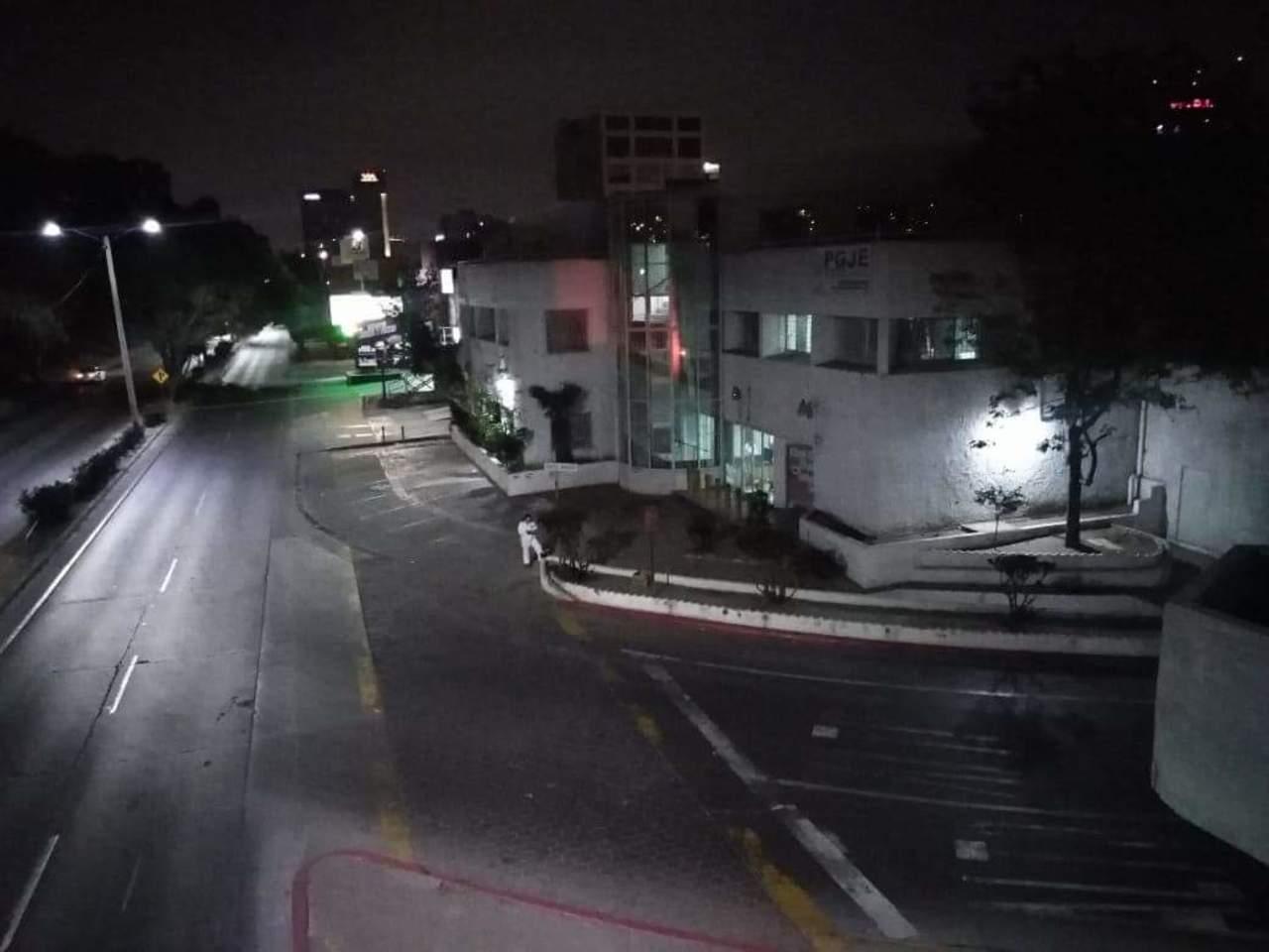 Sujetos armados atacan oficinas de PGJE en Tijuana. Noticias en tiempo real