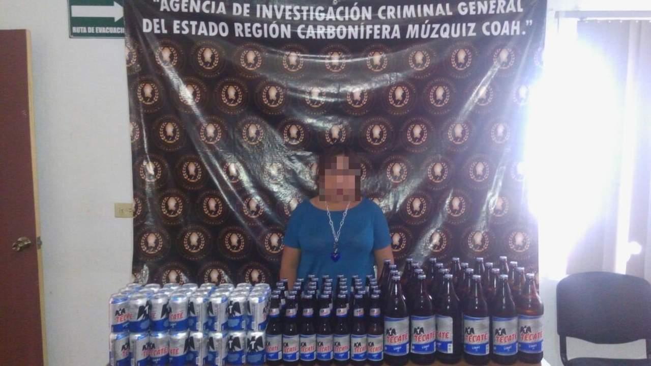 Detienen a ocho personas por venta clandestina de cerveza. Noticias en tiempo real