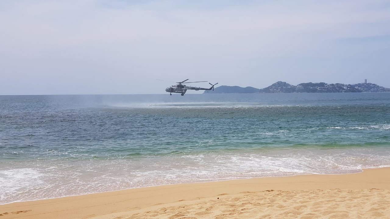 Estados Unidos advierte a ciudadanos de no viajar a Acapulco. Noticias en tiempo real