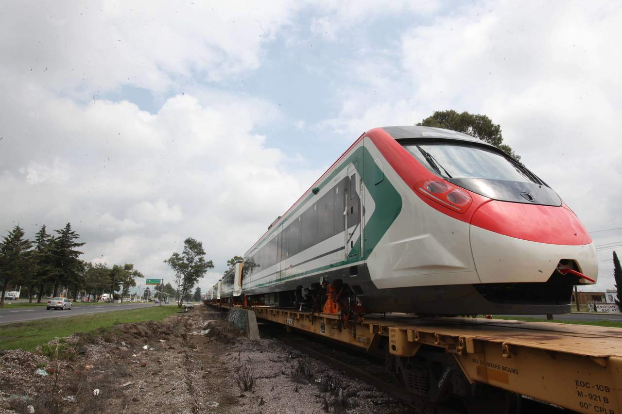 Obra del tren México-Toluca no se detiene, dice Ruiz Esparza. Noticias en tiempo real