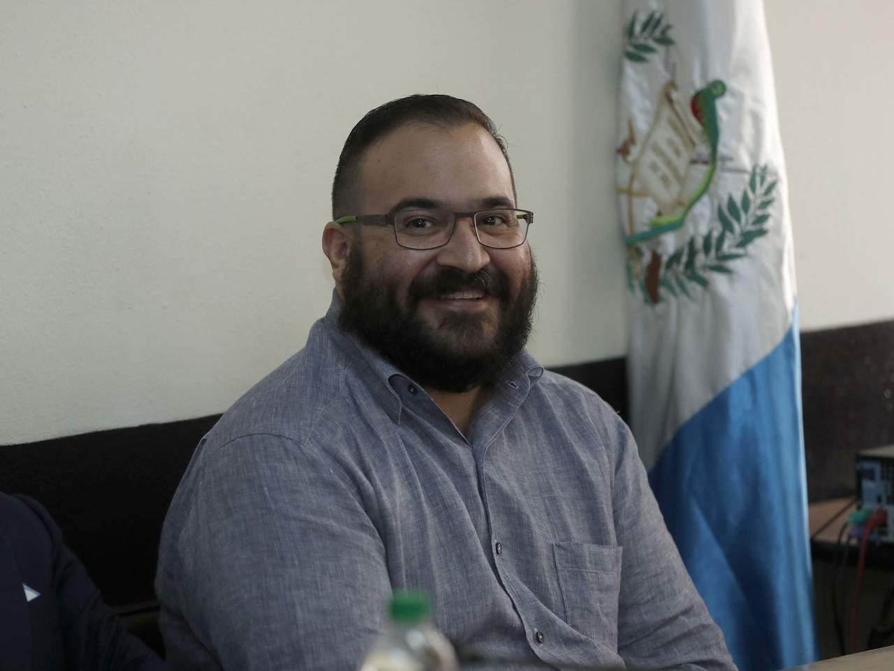 Denuncian ante PGR presunta complicidad para reducir sentencia de Duarte. Noticias en tiempo real