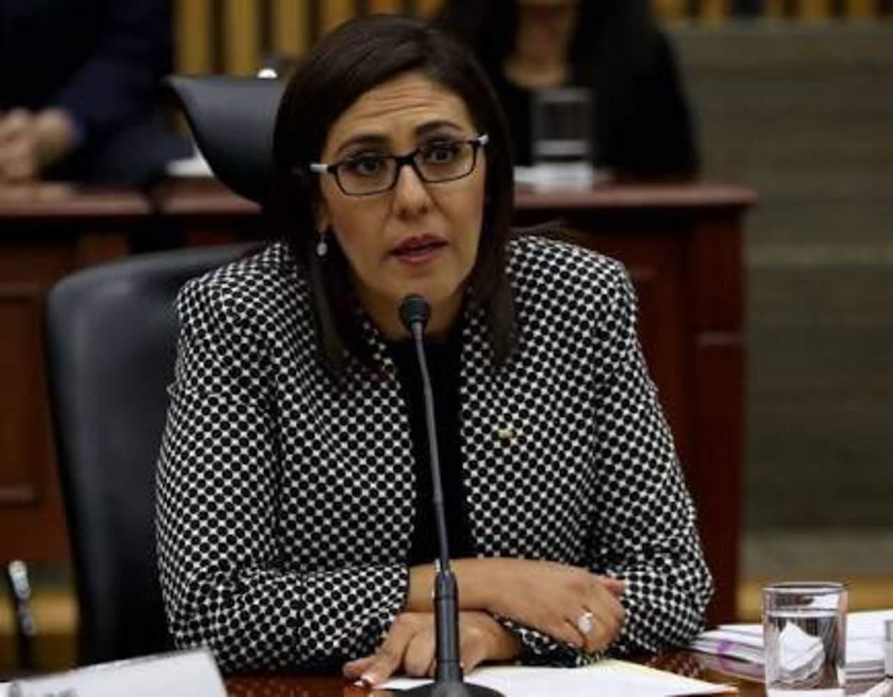 Presupuesto del INE debe respetar derechos laborales, dice consejera. Noticias en tiempo real