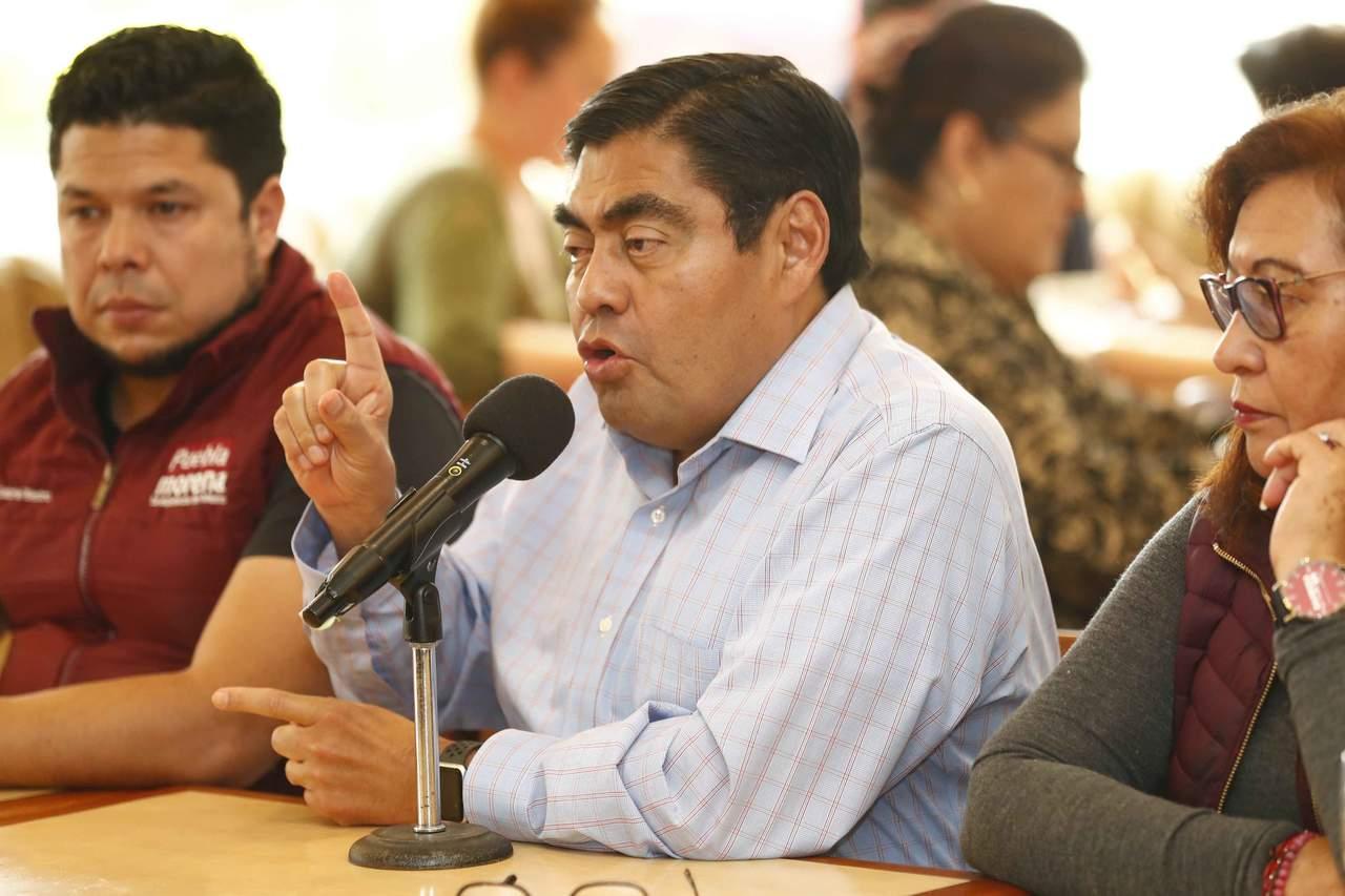 Miguel Barbosa pretende impugnar elección en Puebla. Noticias en tiempo real