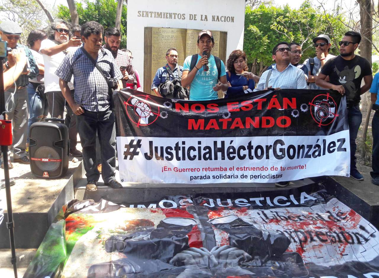 Registra 2018 más asesinatos de periodistas que 2017. Noticias en tiempo real