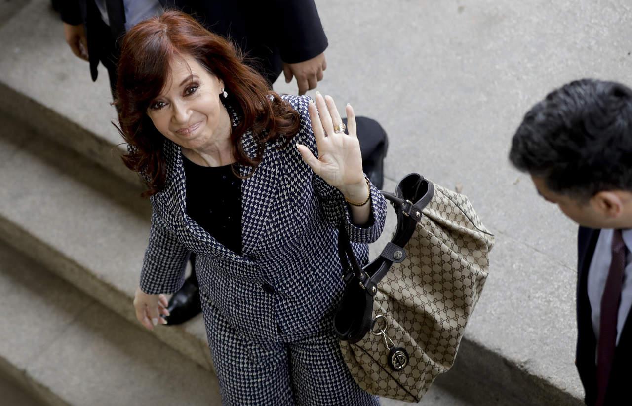 Fiscal argentino pide ratificar orden de detención a Cristina Fernández. Noticias en tiempo real