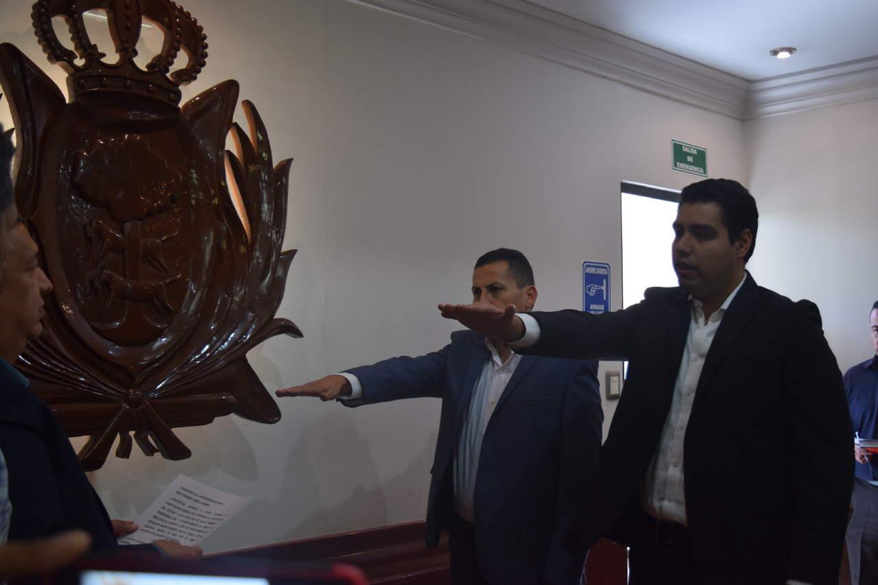 Cambian a titulares de dependencias municipales en Gómez Palacio