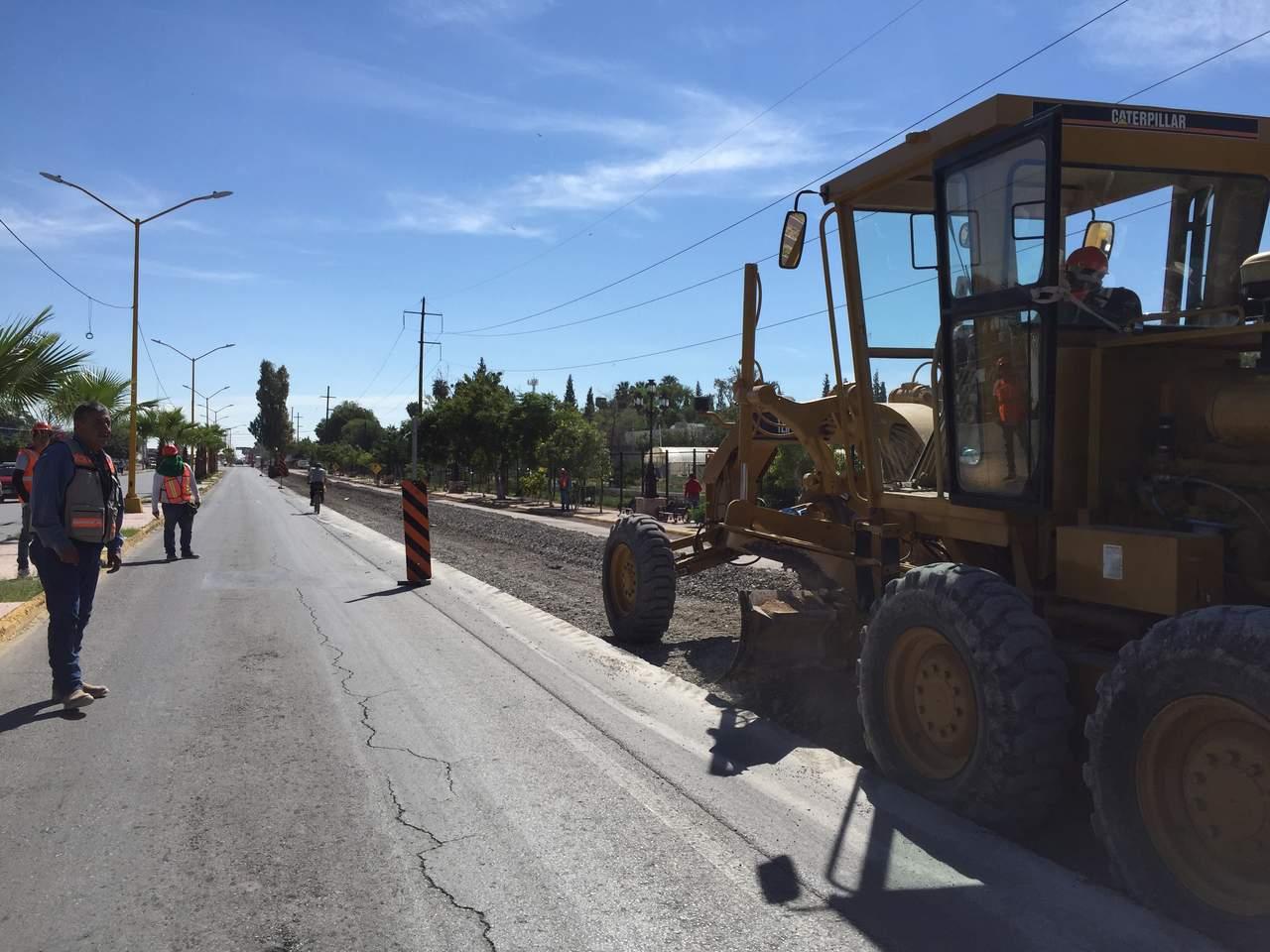 Arrancan obras del Metrobús en Matamoros