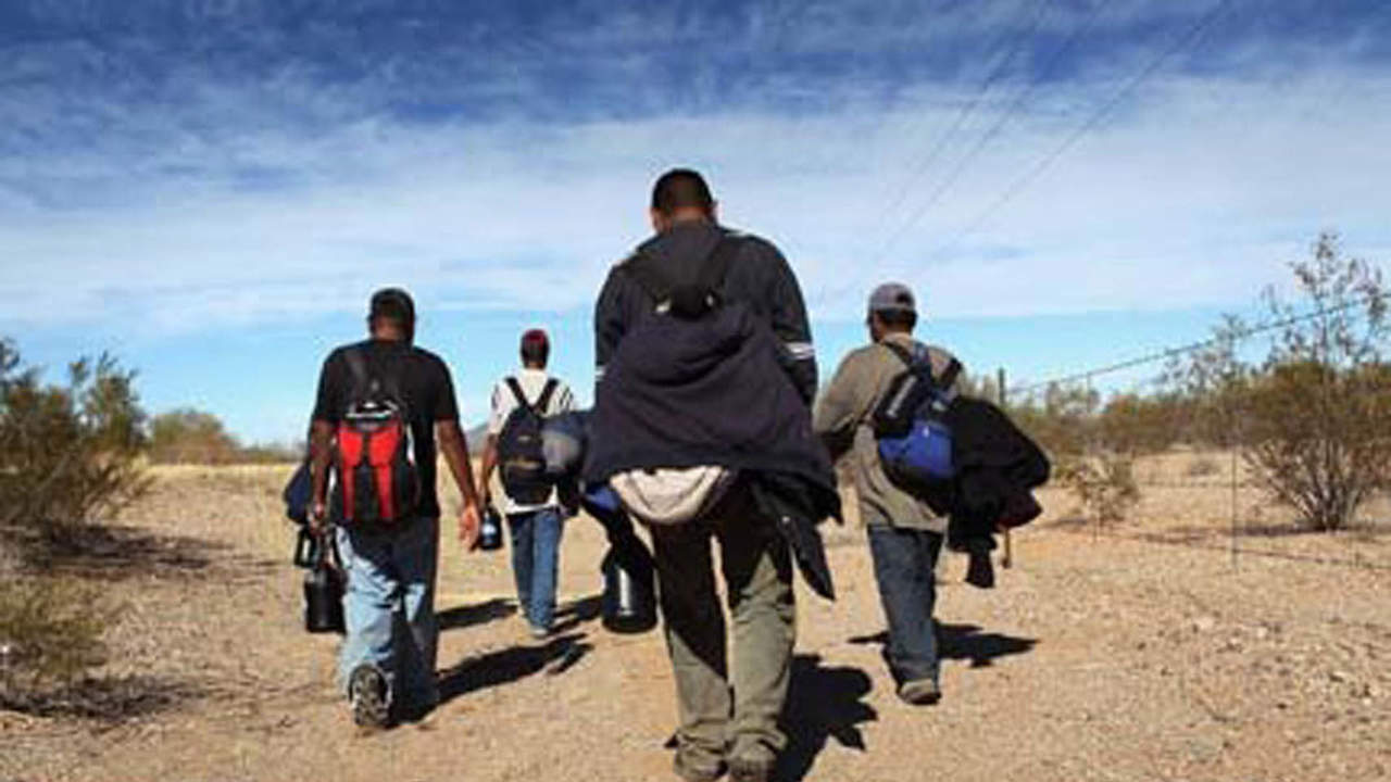 Suman 302 indocumentados muertos este año en frontera México-EU