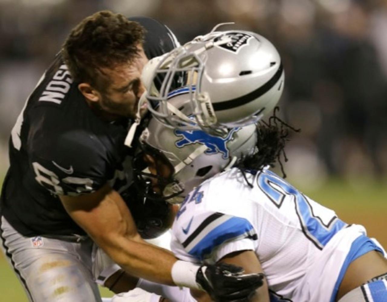 Resultado de imagen para FOTOS JUGADORES CONMOCION ADOS NFL