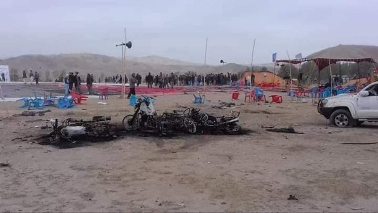 Atacan mitin en Afganistán. Noticias en tiempo real
