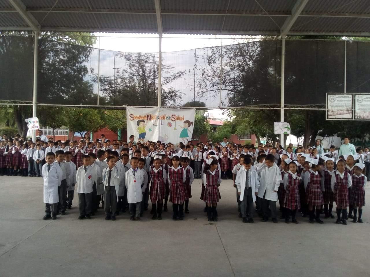 Inicia Tercera Semana Nacional de Salud en Torreón. Noticias en tiempo real
