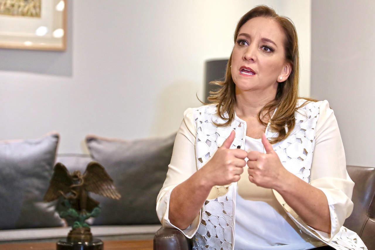 Paridad en candidaturas, principal logro en el sexenio: Ruiz Massieu. Noticias en tiempo real