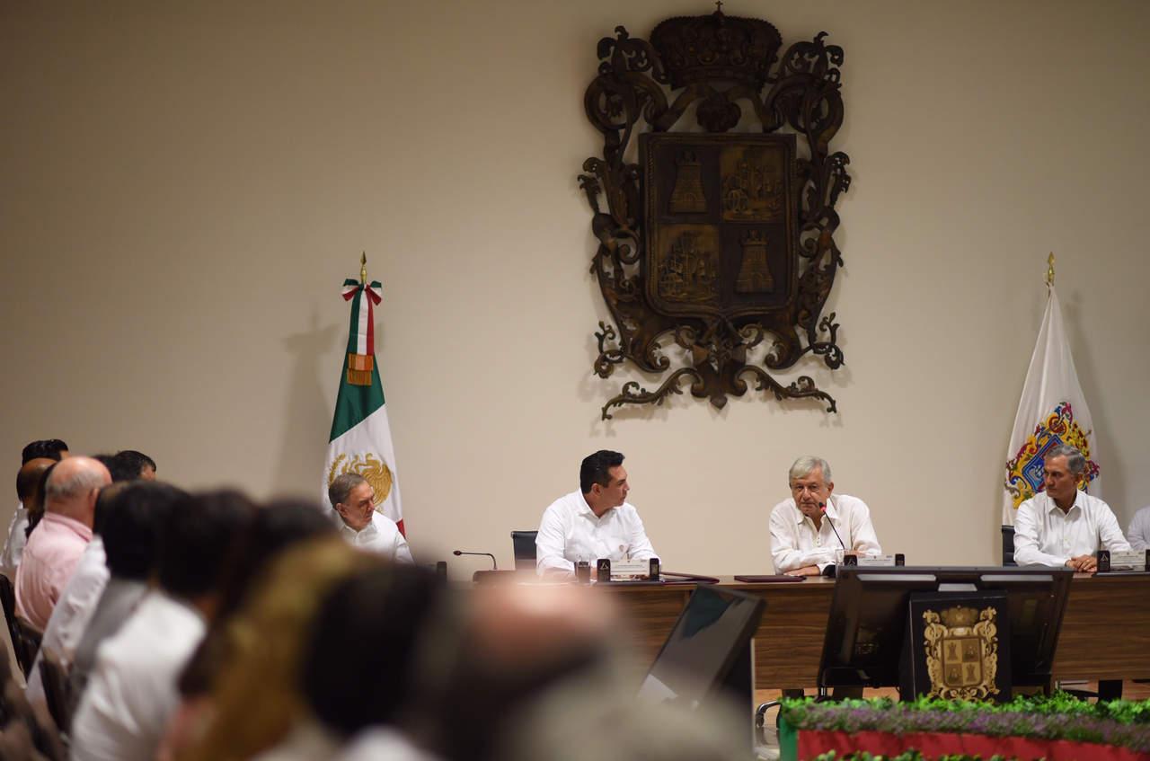 Campeche cumple requisitos para el Tren Maya, dice gobernador. Noticias en tiempo real
