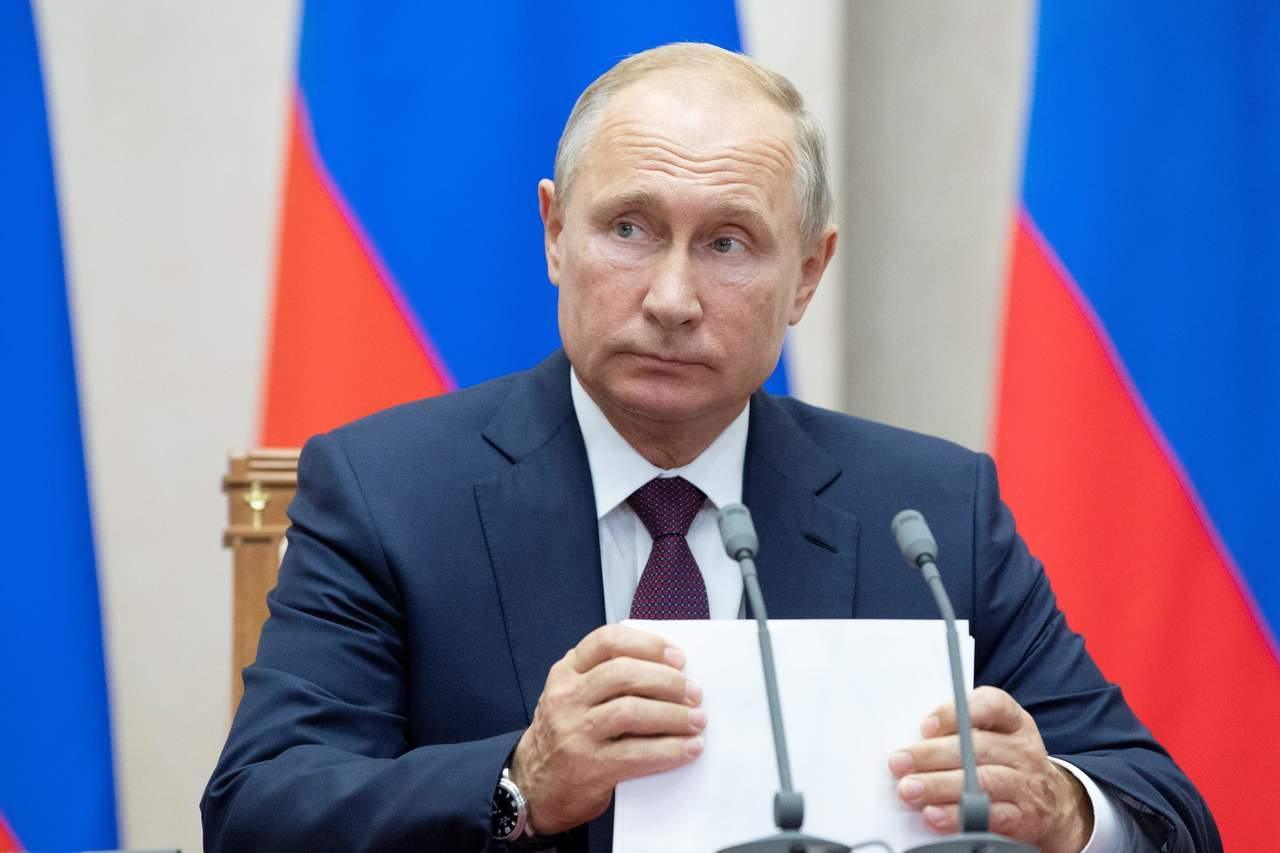 Ve Putin cierta responsabilidad de EU en caso Khashoggi. Noticias en tiempo real