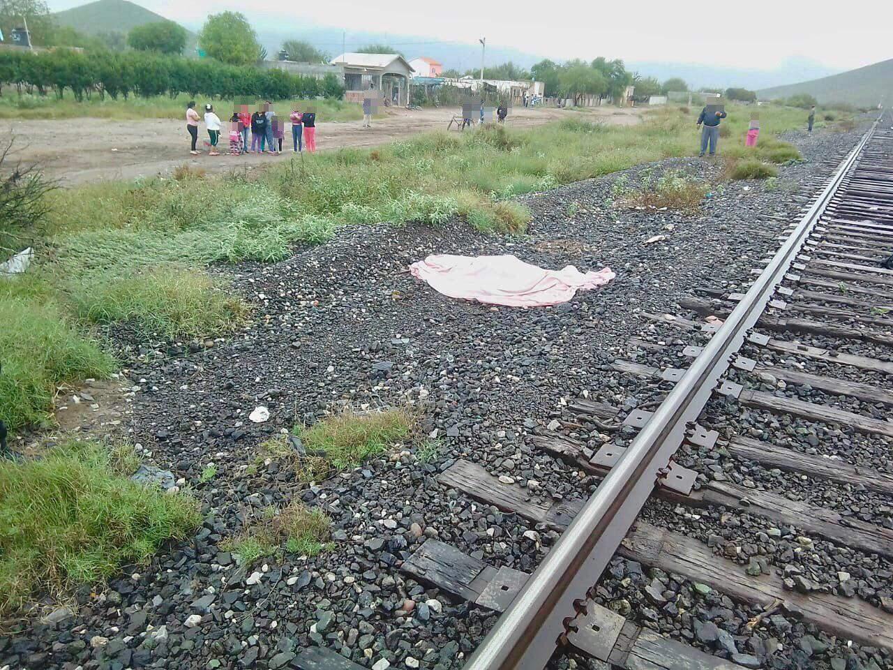 Fallece hombre arrollado por el tren. Noticias en tiempo real