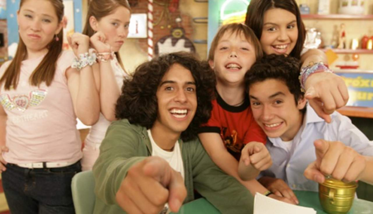 Nickelodeon Serien 2006