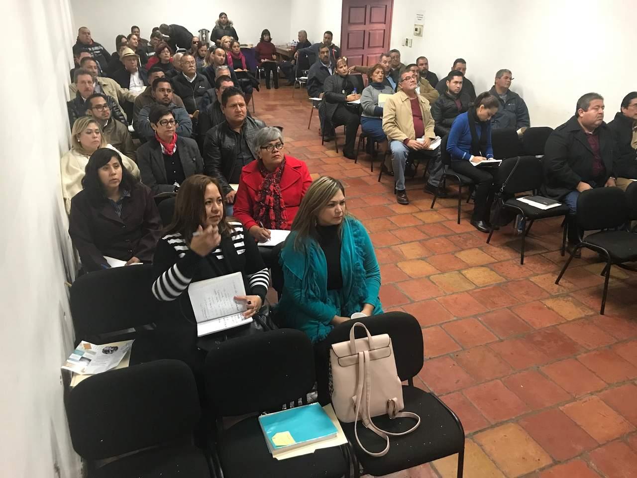 Imparten curso Anticorrupción a funcionarios en Monclova. Noticias en tiempo real