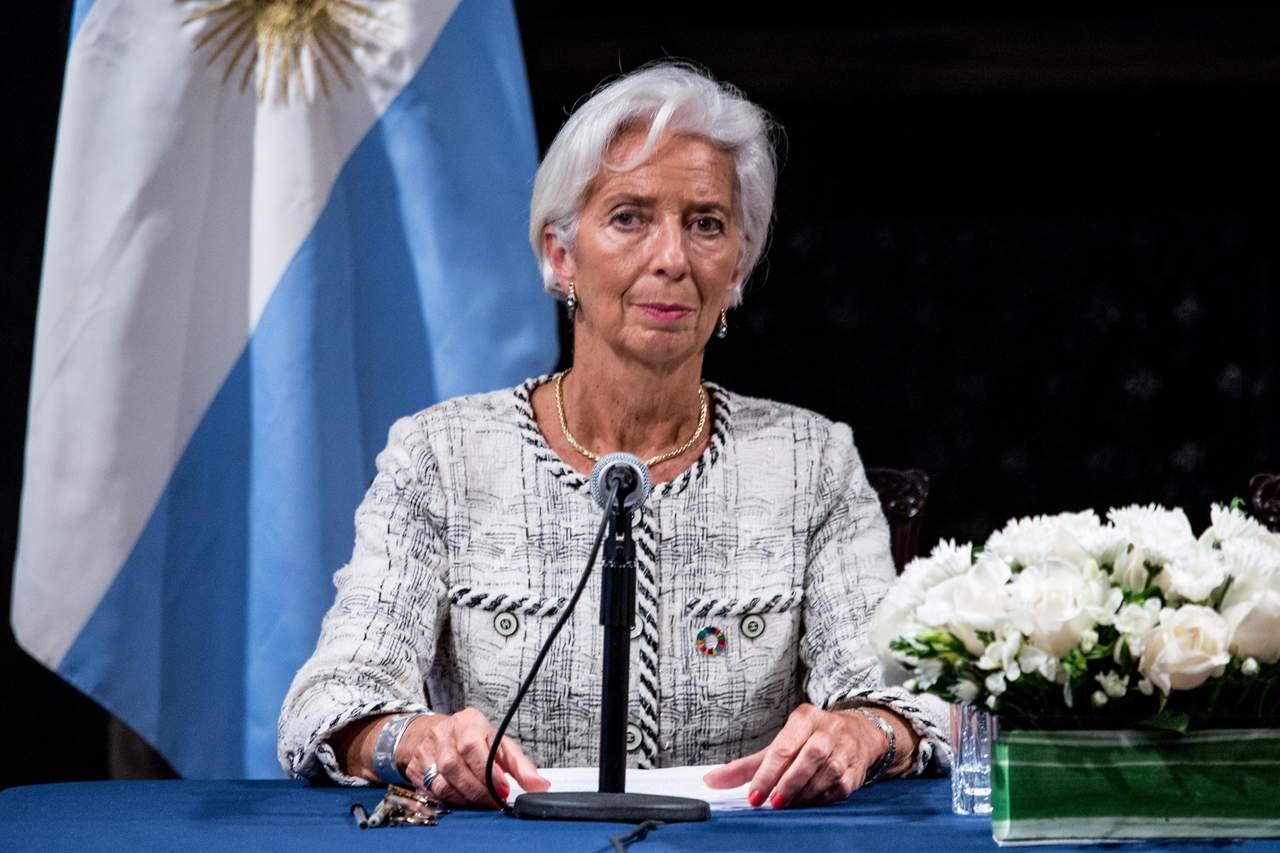 Resultado de imagen para lagarde acuerdo argentina fmi