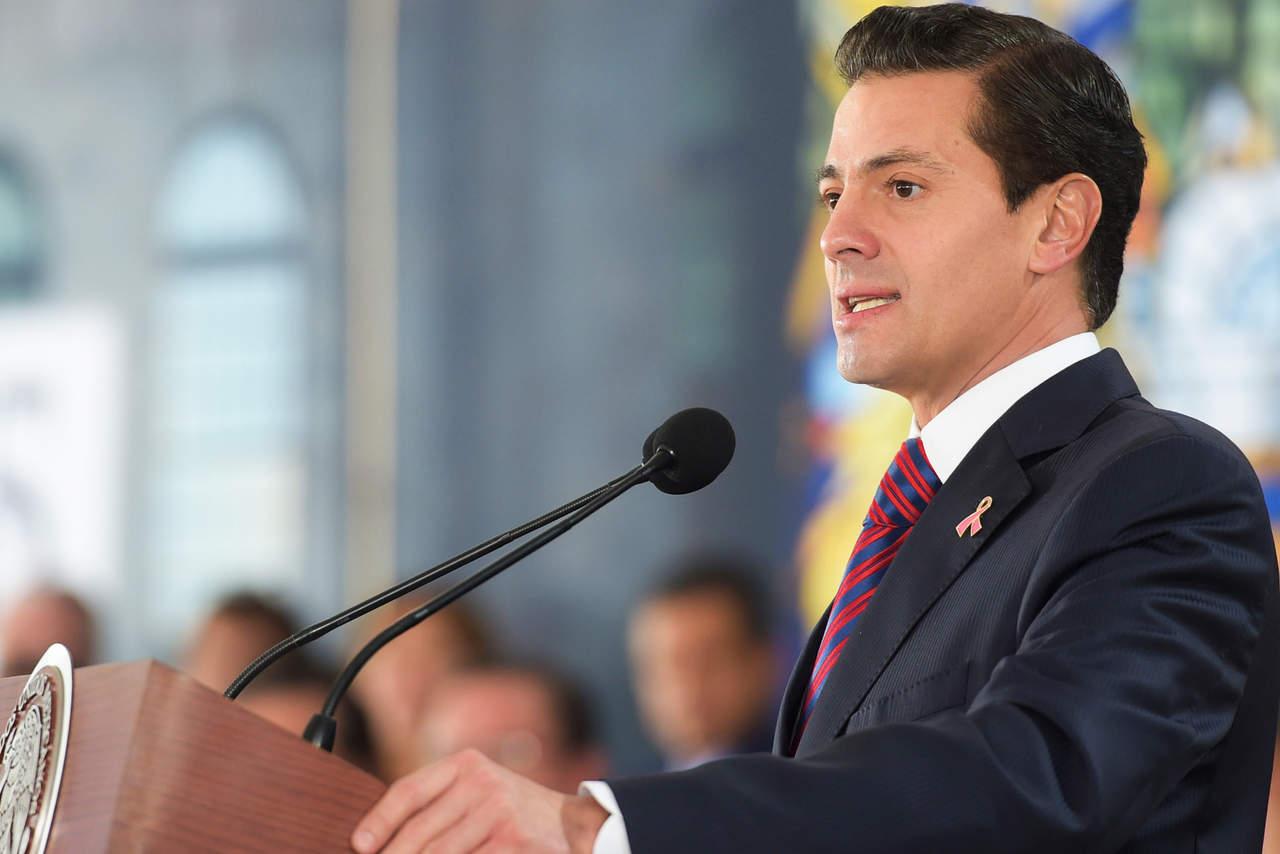 Admite SCJN impugnación de EPN ante investigaciones en su contra. Noticias en tiempo real