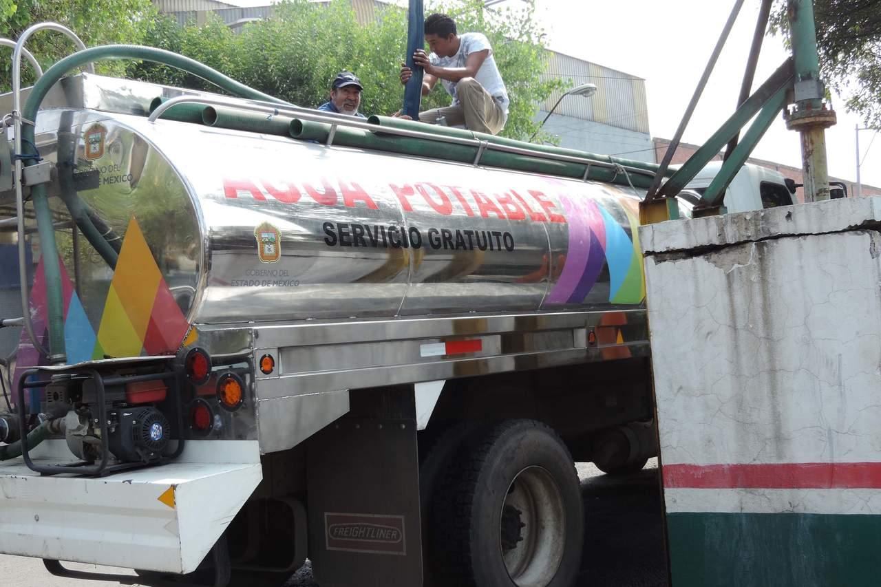 Segundo día sin agua concluye sin incidentes: CDMX. Noticias en tiempo real
