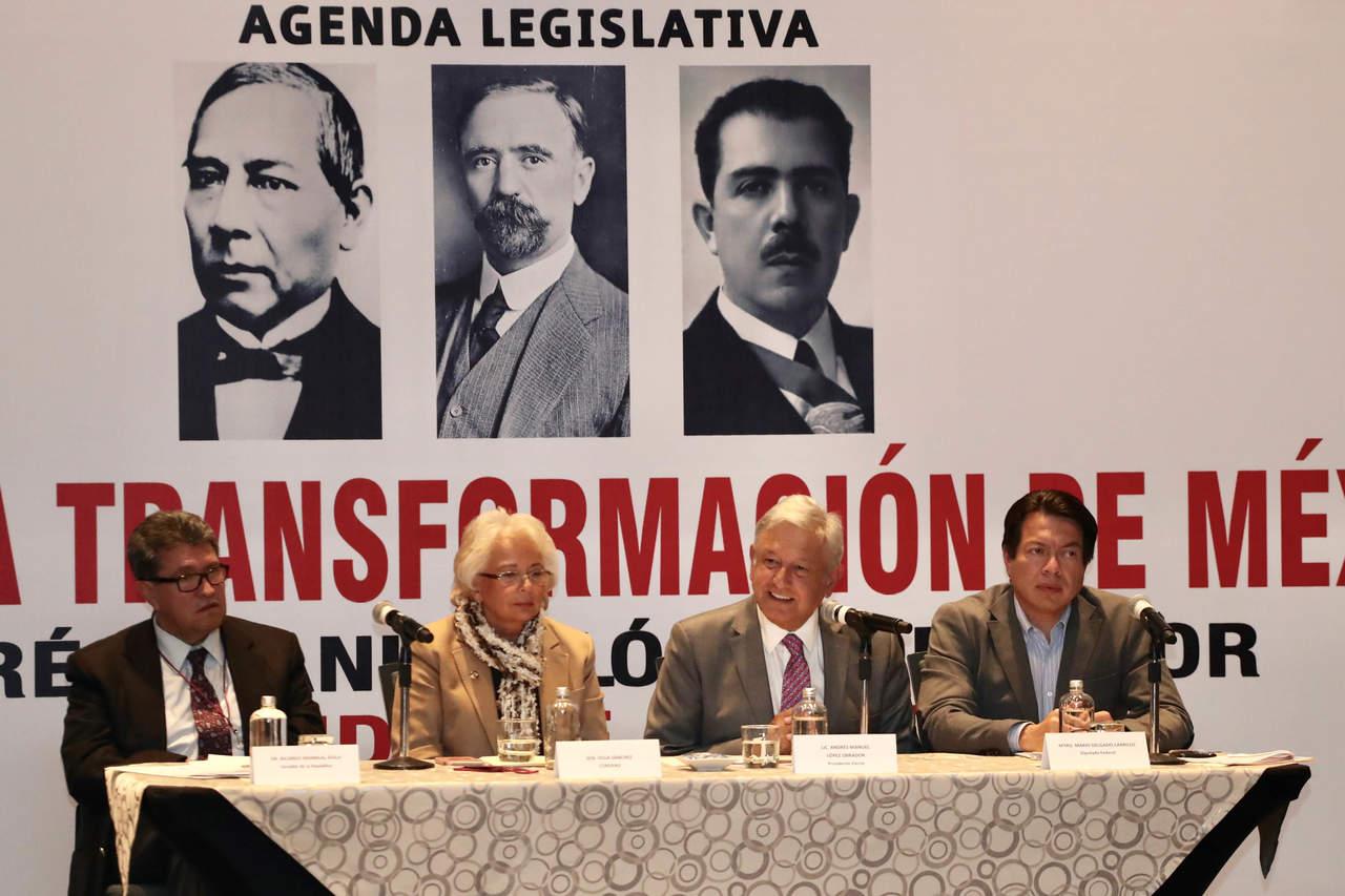 AMLO presentará reforma sobre salarios de trabajadores. Noticias en tiempo real
