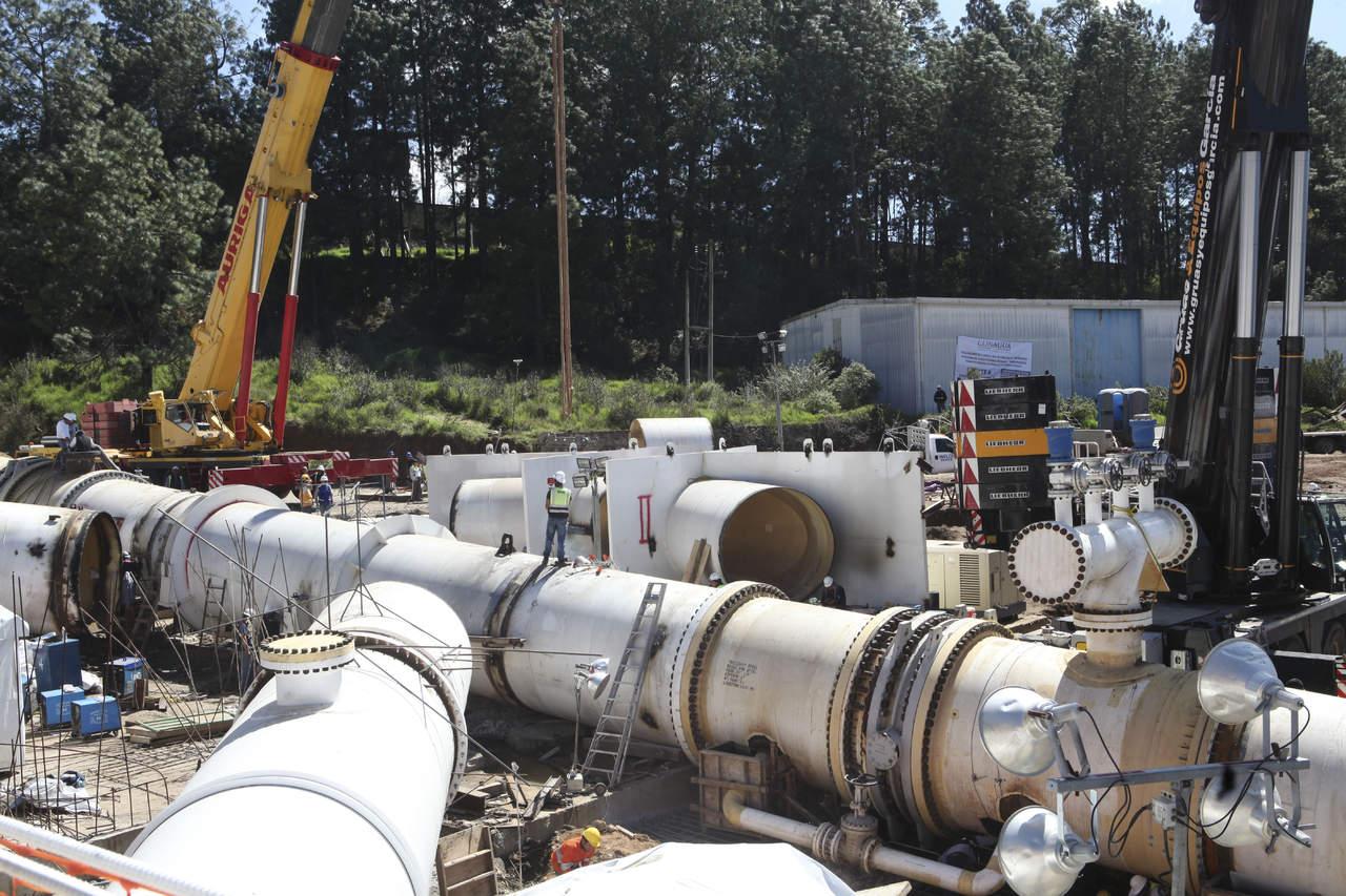 Conagua analizará instalación de pieza pendiente al Sistema Cutzamala. Noticias en tiempo real
