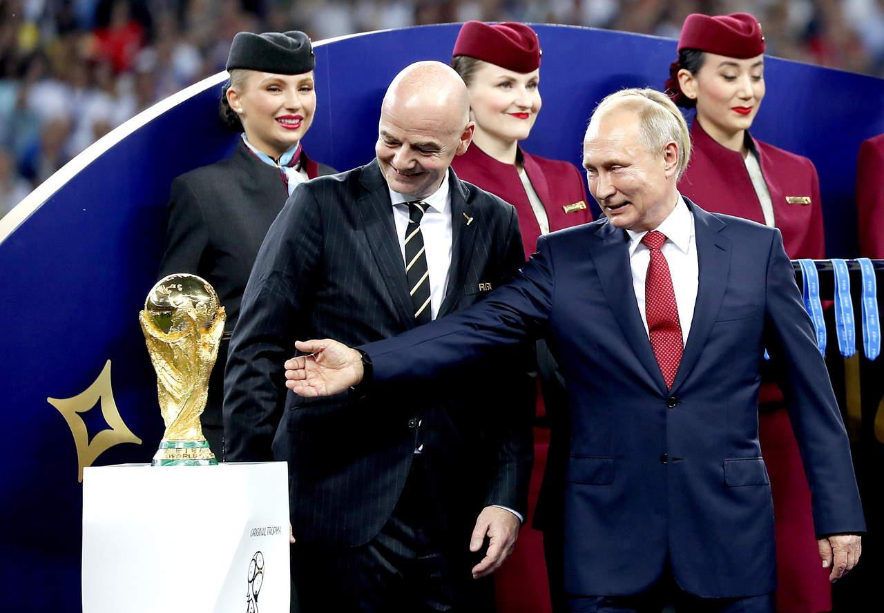 El siglo - Rusia 2018