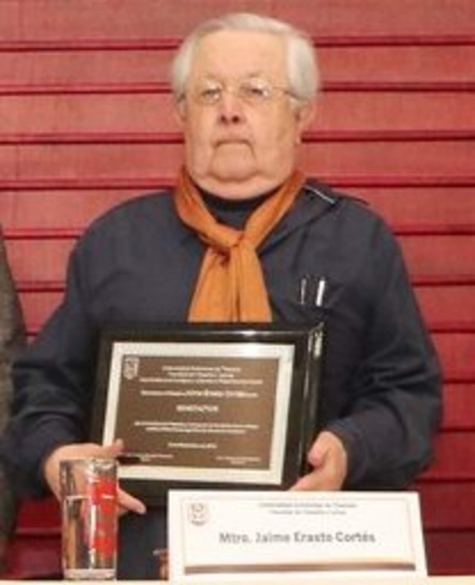 Muere Jaime Erasto Cortés, especialista en cuento mexicano. Noticias en tiempo real