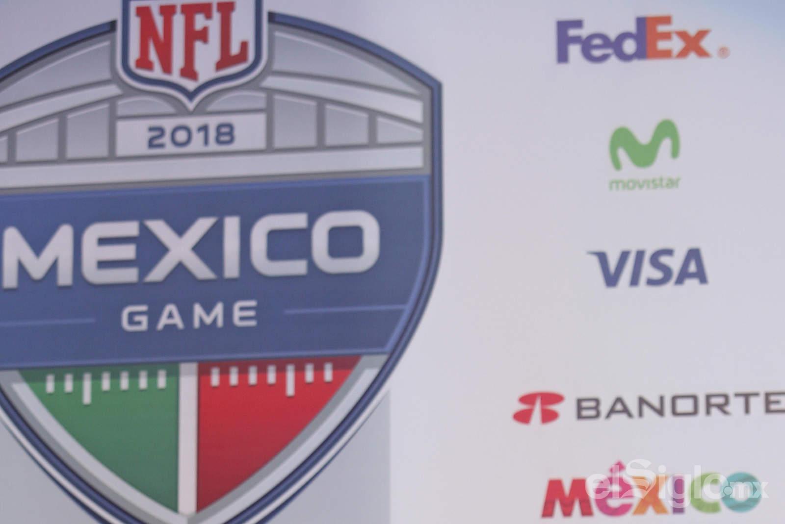 La NFL regresará a México en 2019. Noticias en tiempo real