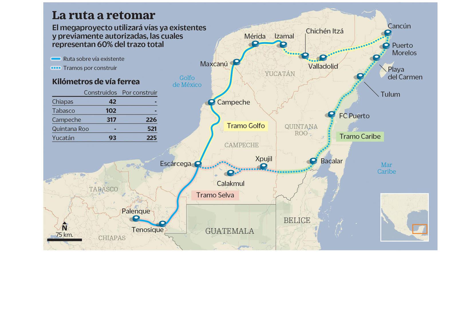 Consulta a pueblos, indispensables para obras como Tren Maya. Noticias en tiempo real