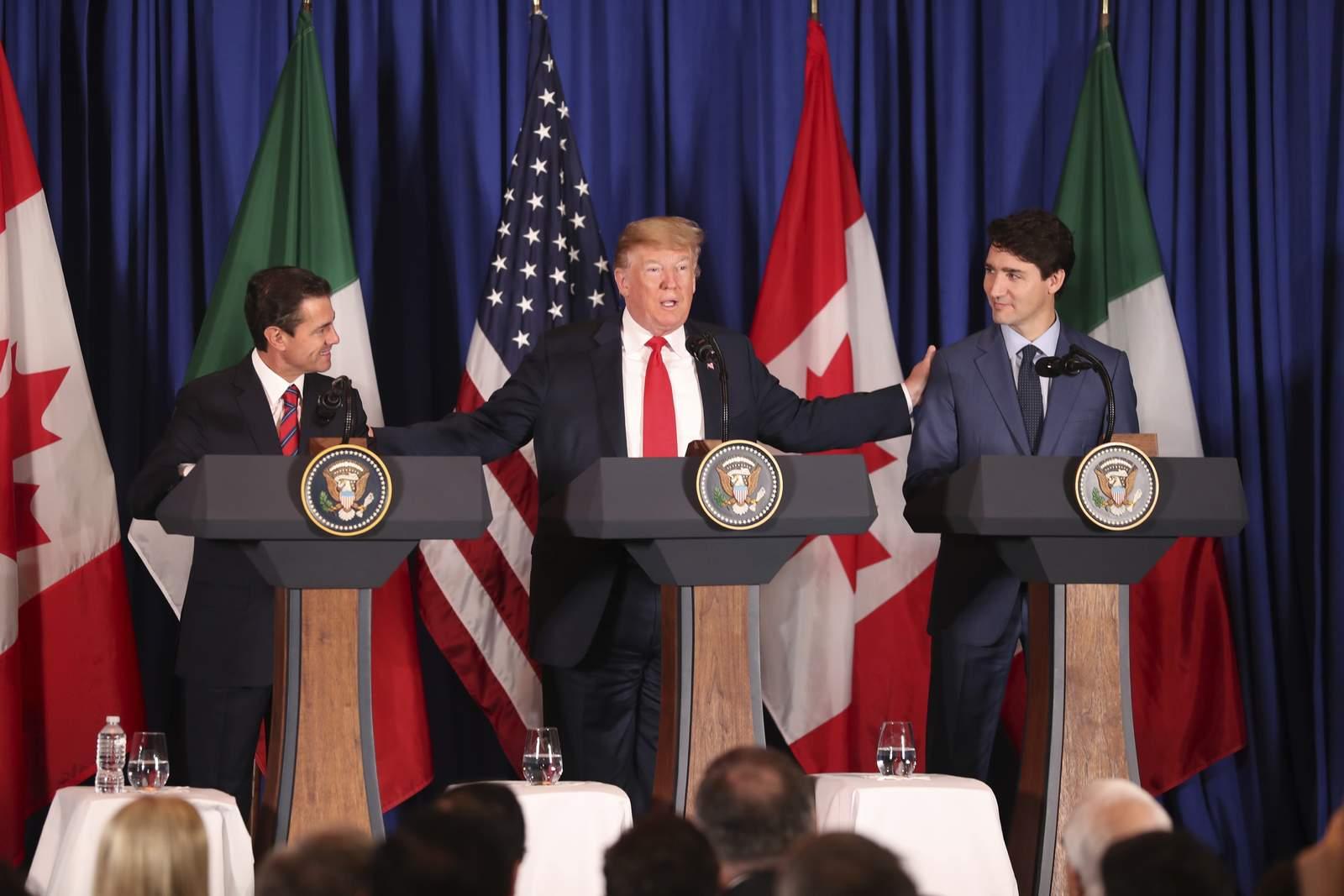 Revolucionario, nuevo acuerdo con México y Canadá: Trump. Noticias en tiempo real
