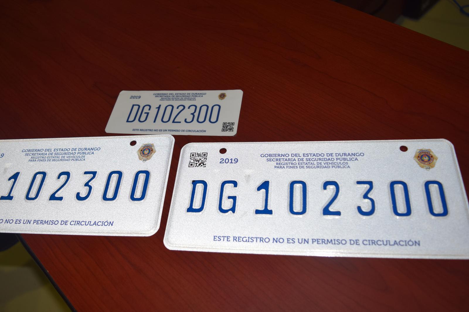Inicia registro de autos 'chuecos'
