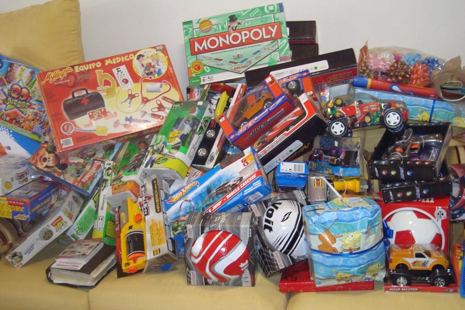 Invitan a recolectar juguetes y dulces para los infantes