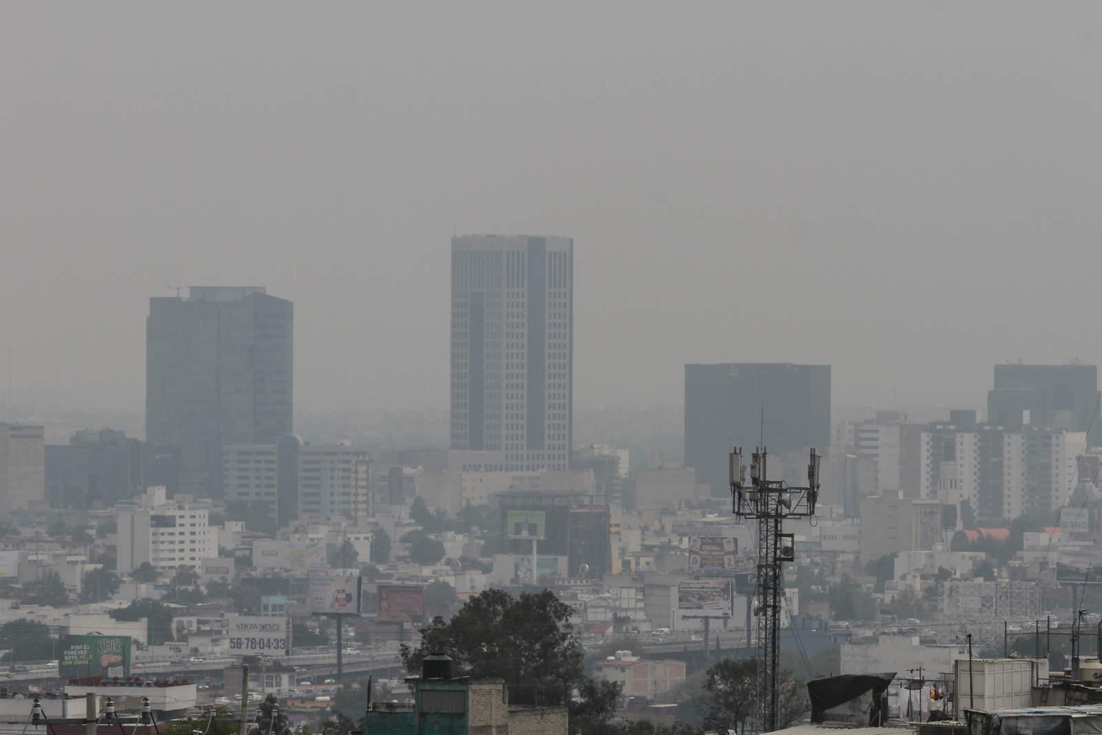 Sin freno, emisiones globales de CO2