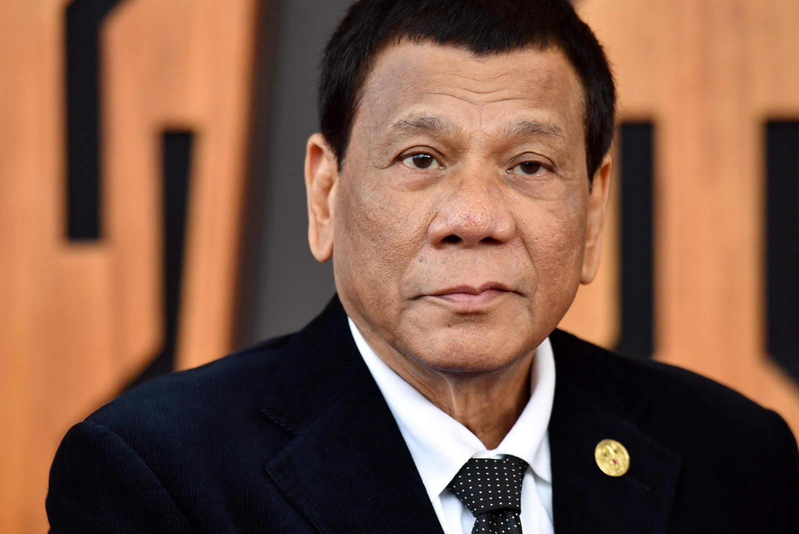 Arremete Duterte contra obispos católicos. Noticias en tiempo real