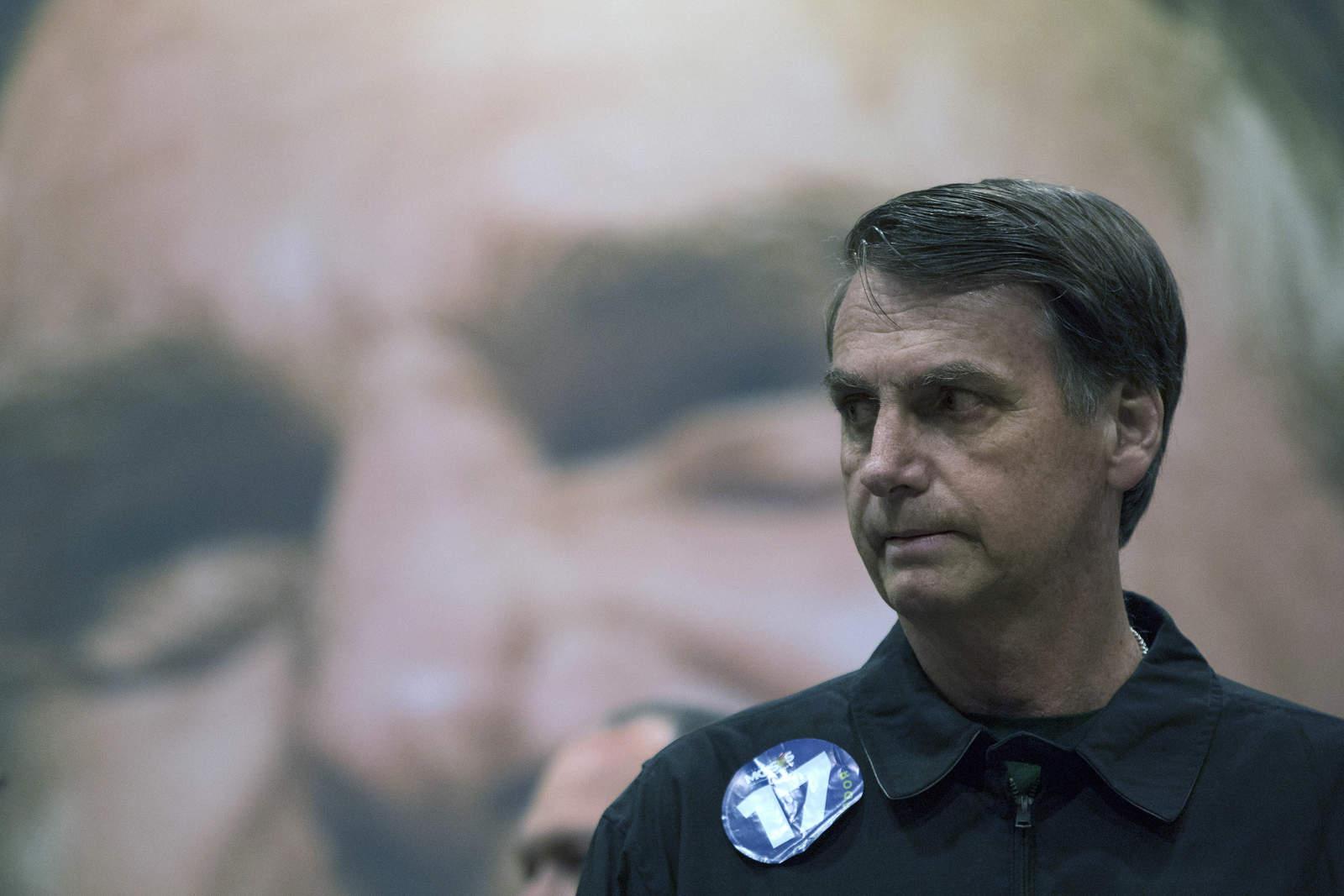 Bolsonaro se compromete a consolidar lucha anticomunista. Noticias en tiempo real
