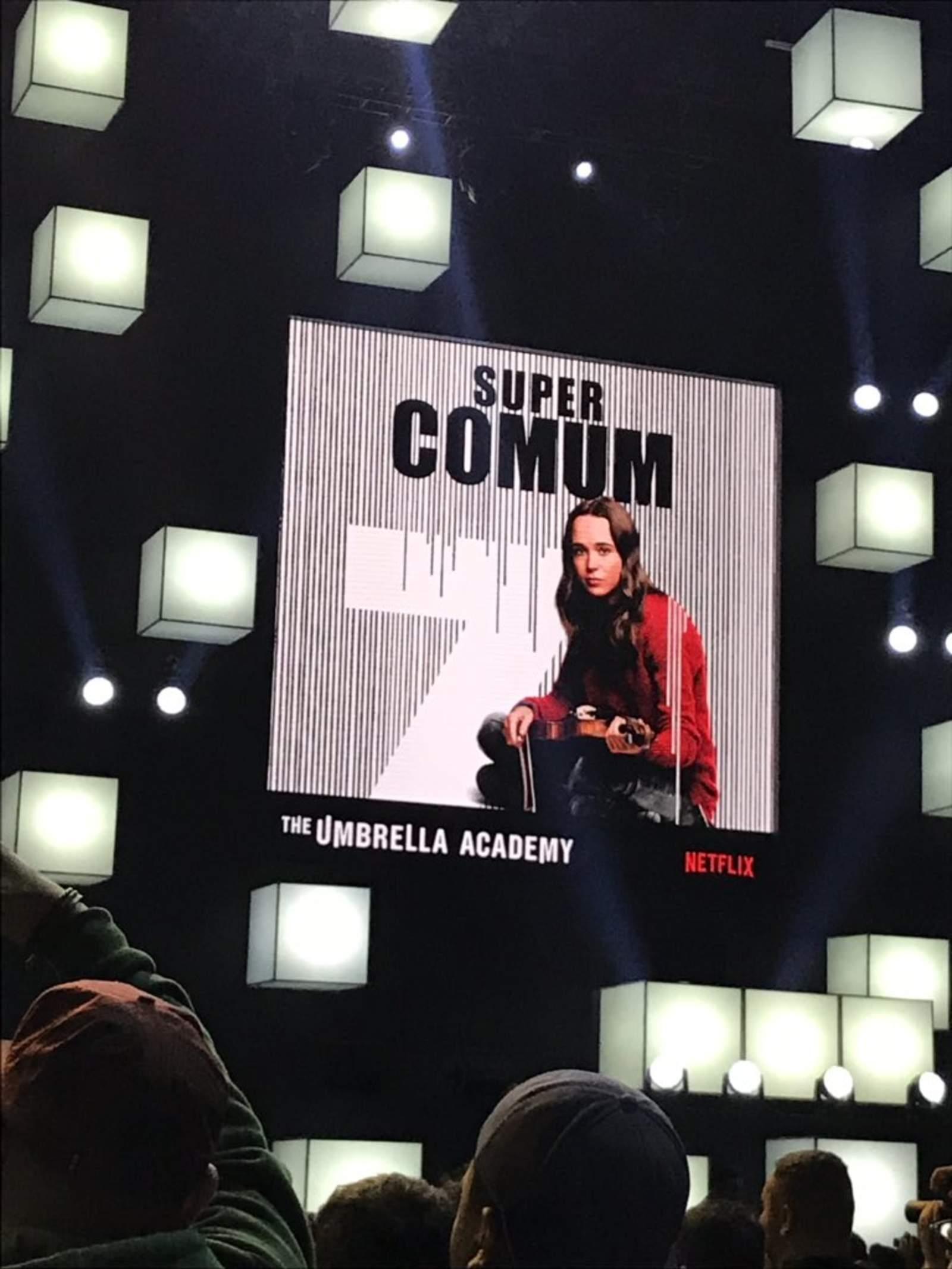 Ellen Page sorprende a fans en Sao Paulo. Noticias en tiempo real